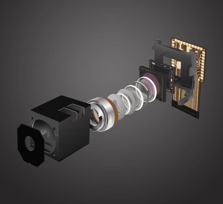 Camera Module Adhesives